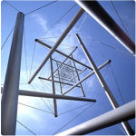 Cable stayed structures
