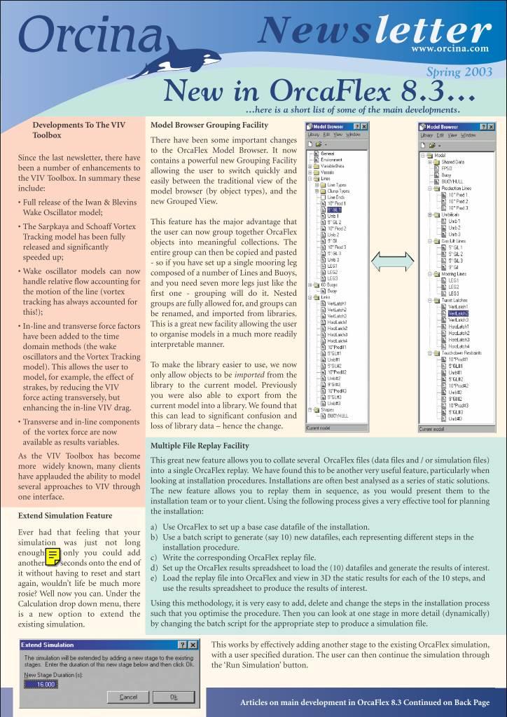 8.3 newsletter