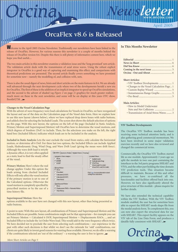 8.6 newsletter