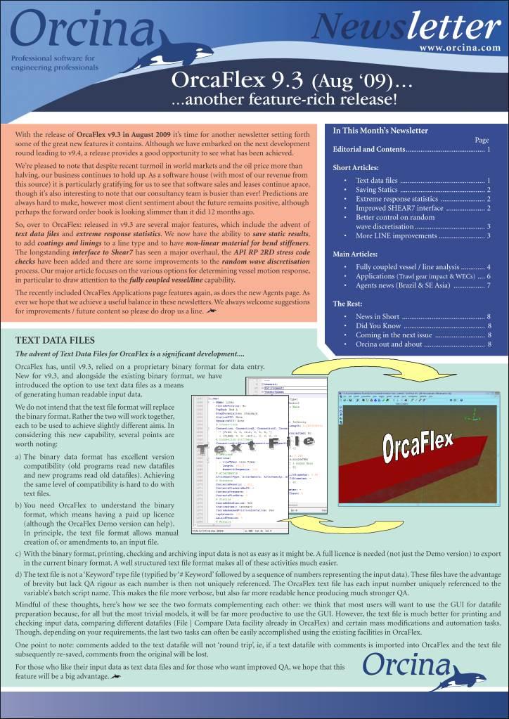9.3 newsletter